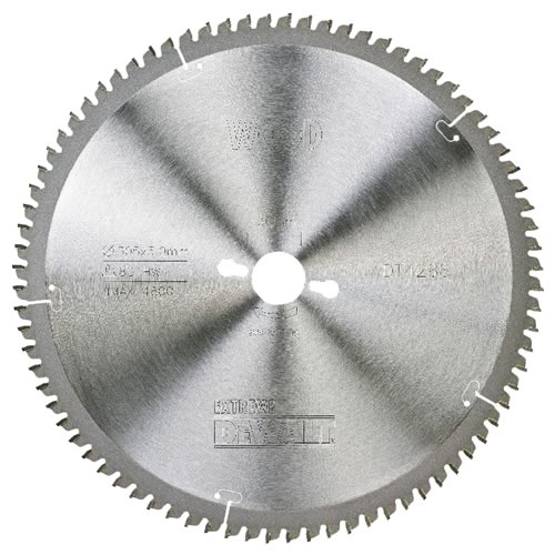 Dewalt DT4288QZ Dewalt 305mm 80 Tooth TCT Saw Blade (Fine Cutting)
