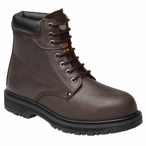 Dickies FA23200 Dickies Cleveland Safety Boot (Dark Brown)