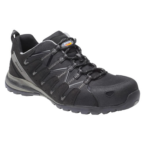 Dickies FC23530 Dickies Tiber Safety Trainers (Black)