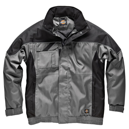 Dickies IN30060GR Dickies Waterproof Jacket (Grey)