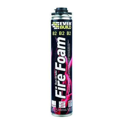 Everbuild B2FIREGUN Everbuild Fire Foam Expanding Foam (Gun Type)