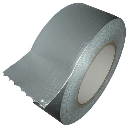 Everbuild GF1SL Everbuild Stick 2 All Purpose Tape (Silver)