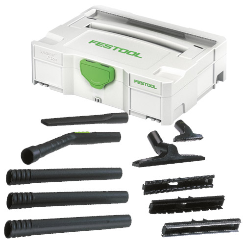 Festool 497697 Festool Compact Cleaning Set with Systainer