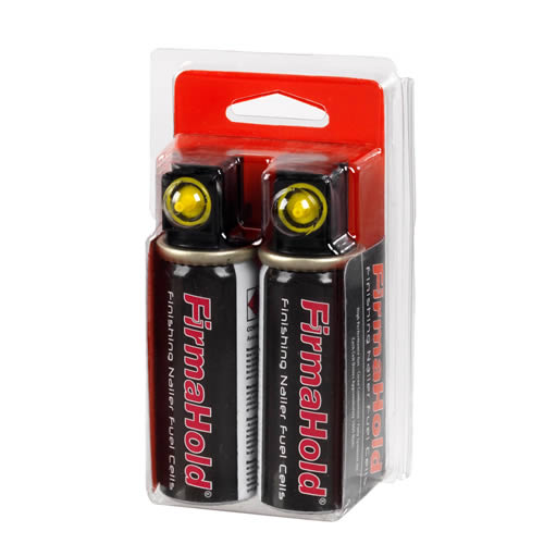 Firmahold BFC Firmahold Pack of 2 Second Fix Nail Gun Fuel Cells
