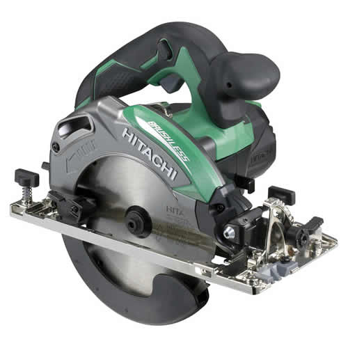Hitachi C18DBAL W4 Hitachi 18v Brushless Circular Saw - Body Only