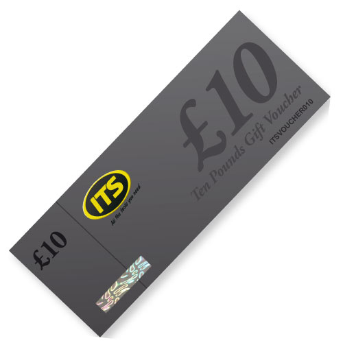 ITS ITSVOUCHER010 ITS Ten Pound Gift Voucher