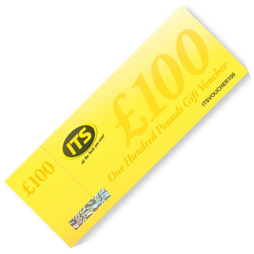 ITS ITSVOUCHER100 ITS One-Hundred Pound Gift Voucher