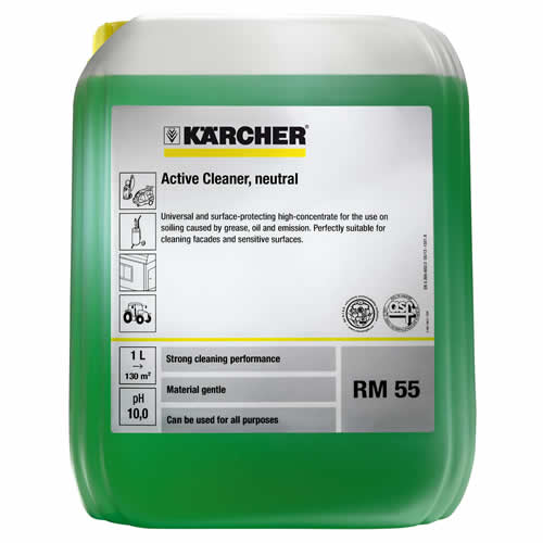 Karcher 62950900 Karcher RM 55 10 Litre Active Cleaner