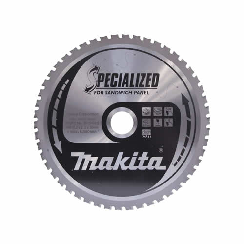 Makita B17675 Makita 235mm Specialized Panel Saw Blade