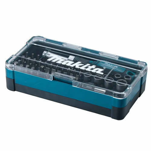 Makita B-28612 Makita 47 Piece Bit Set and Ratchet Handle