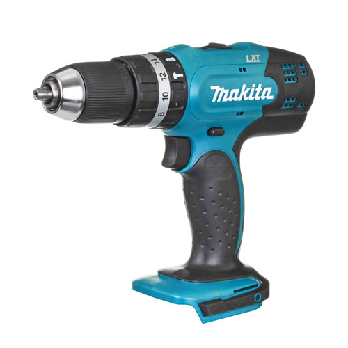 Makita DHP453Z Makita 18v Li-ion Hammer Drill Driver - Body Only