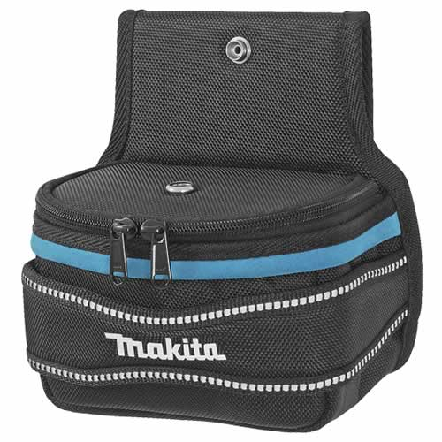 Makita P71962 Makita Zip Top Battery Storage Pouch (Blue)