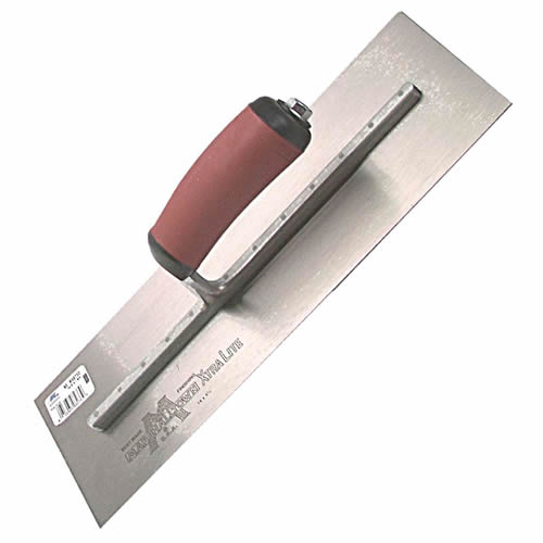 Marshalltown MXS73SSD Marshalltown 14 inch Stainless Steel Finishing Cement Trowel