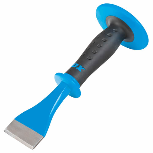 """OX Tools P092002 OX Pro Electrician's Chisel 2¼"""" X 10"""""""