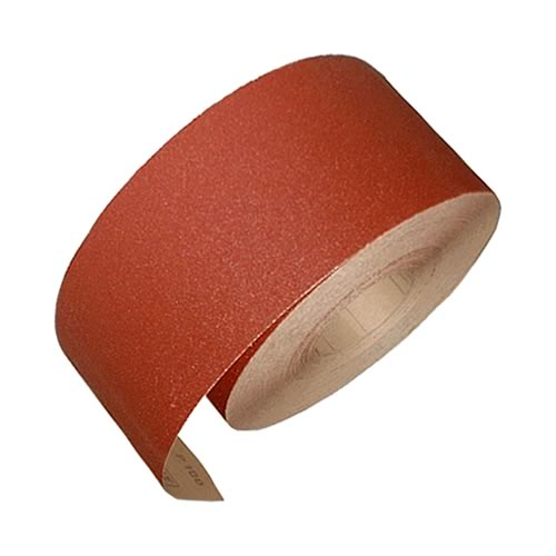 ITS PRO40ROLL 50m Abrasive Roll (115mm Wide) 40 Grit