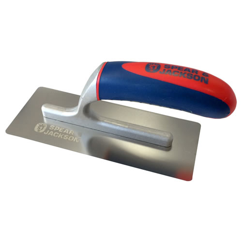 Spear & Jackson 10608SF Spear and Jackson 8'' Soft Touch Stainless Mini Trowel