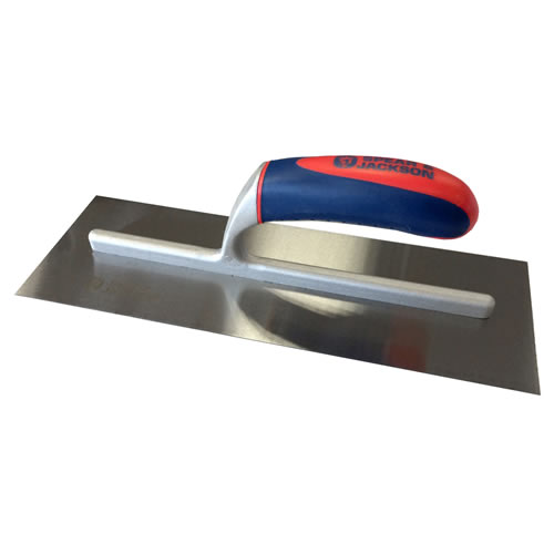 Spear & Jackson 10613CSF Spear and Jackson 13'' Soft Touch Carbon Finishing Trowel