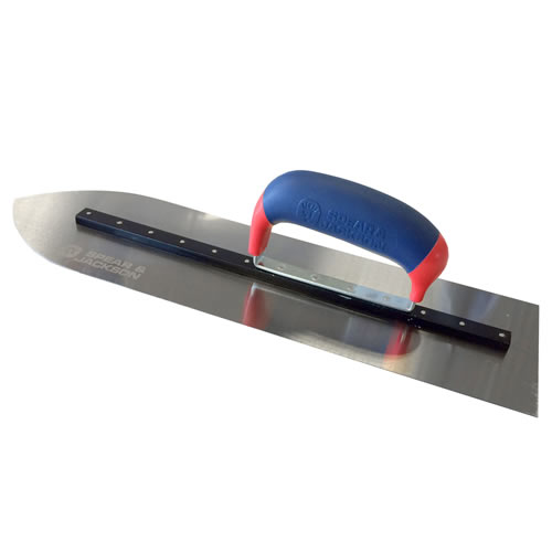 Spear & Jackson 10616SF Spear and Jackson 16'' Soft Touch Flooring Trowel