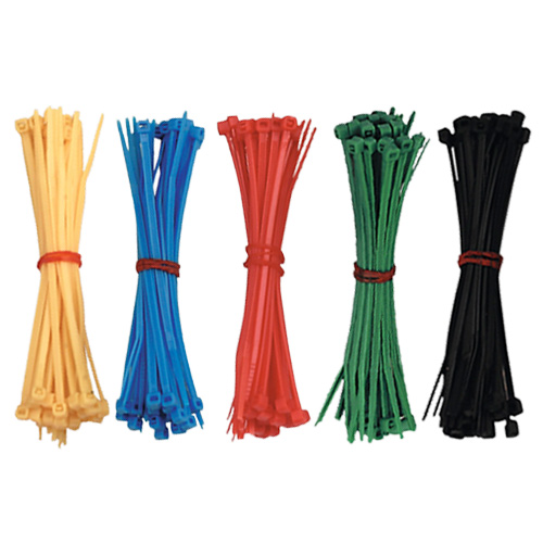 Sealey CT200 Sealey Cable Ties 2.4 x 100mm Pack of 200