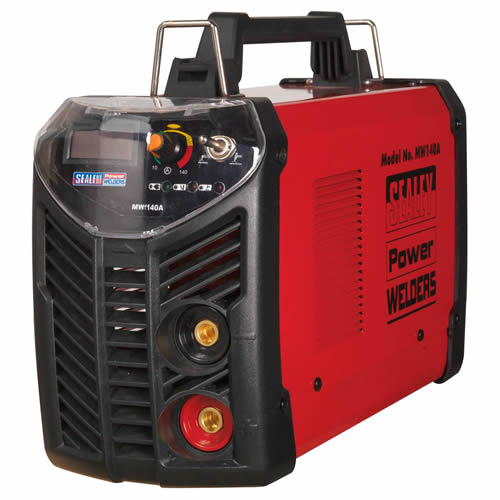 Sealey MW140A Sealey MW140A Inverter 140Amp with Accessory Kit