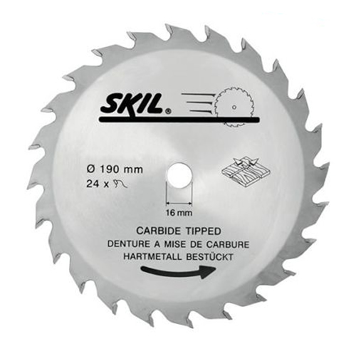 Skil 1619M00424 Skil Blade 190mm x 16 Tooth