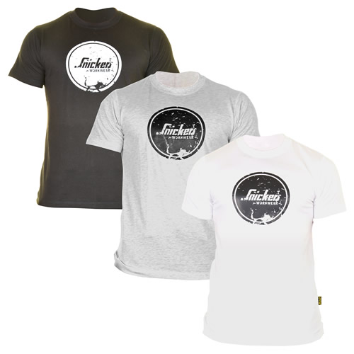 Snickers 2502PK Snickers T-Shirt Triple Pack