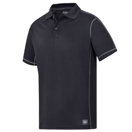 Snickers 27110400 Snickers AVS Polo Shirt (Black)