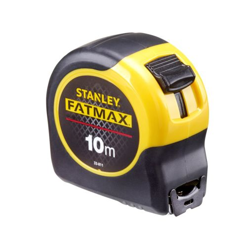Stanley 0-33-811 Stanley Fat Max Tape 10m (Metric Only)