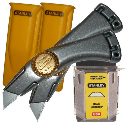 Stanley KNBLPK Stanley Knife Pack