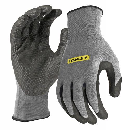 Stanley SY560L Stanley Large Micro Dot Gripper Gloves