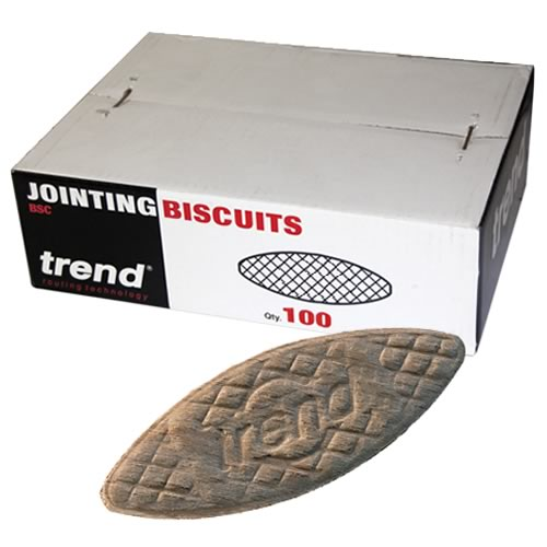 Trend BSC/10/100 Trend Biscuits Size 10 (Box of 100)