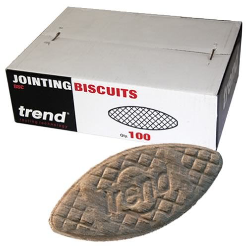 Trend BSC/20/100 Trend Biscuits Size 20 (Box of 100)