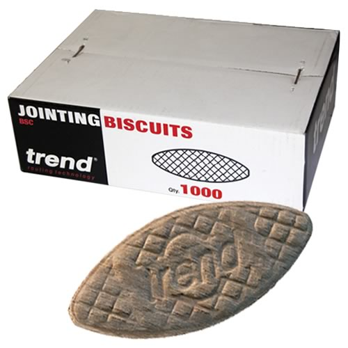 Trend BSC/20/1000 Trend Biscuits Size 20 (Box of 1000)