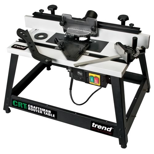 Trend CRT/MK3 Trend Craftsman MK3 Router Table