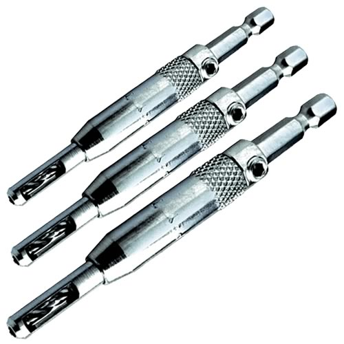 Snappy SNAP/DBG/SET Snappy Drill Bit Guide Set 4pce
