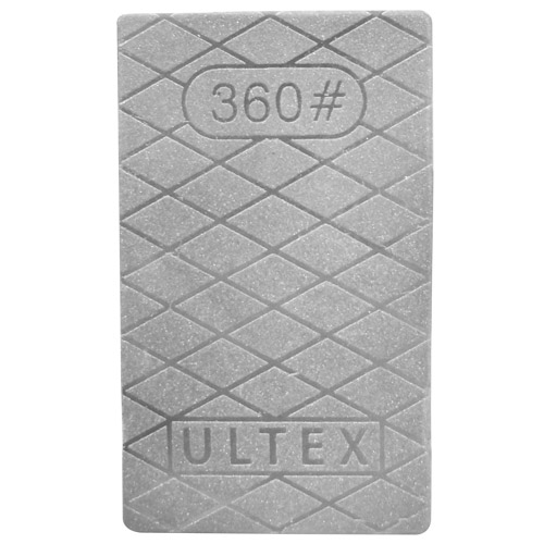 "Ultex 210204 Ultex Credit Card Sized Diamond Sharpening Stone 3"" Coarse/Fine, Double Sided"
