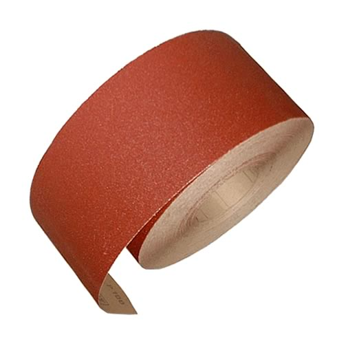 Vaunt 30252 Vaunt 50m Abrasive Roll (115mm Wide) 80 Grit