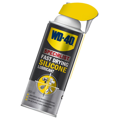 WD40 44377 WD-40 High Performance Silicone Lubricant 400ml