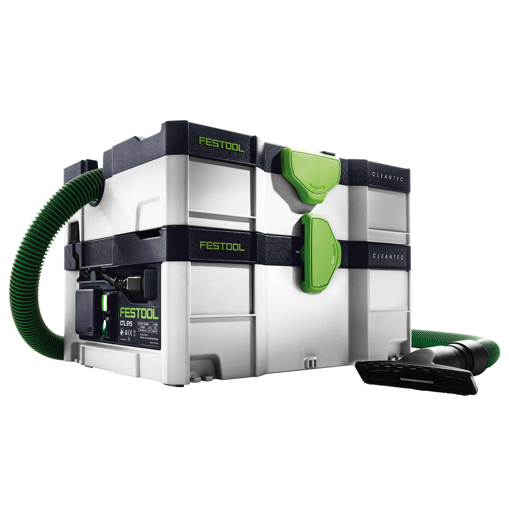 Festool Ctl Sys Cleantec Festool 4 5 Litre Systainer