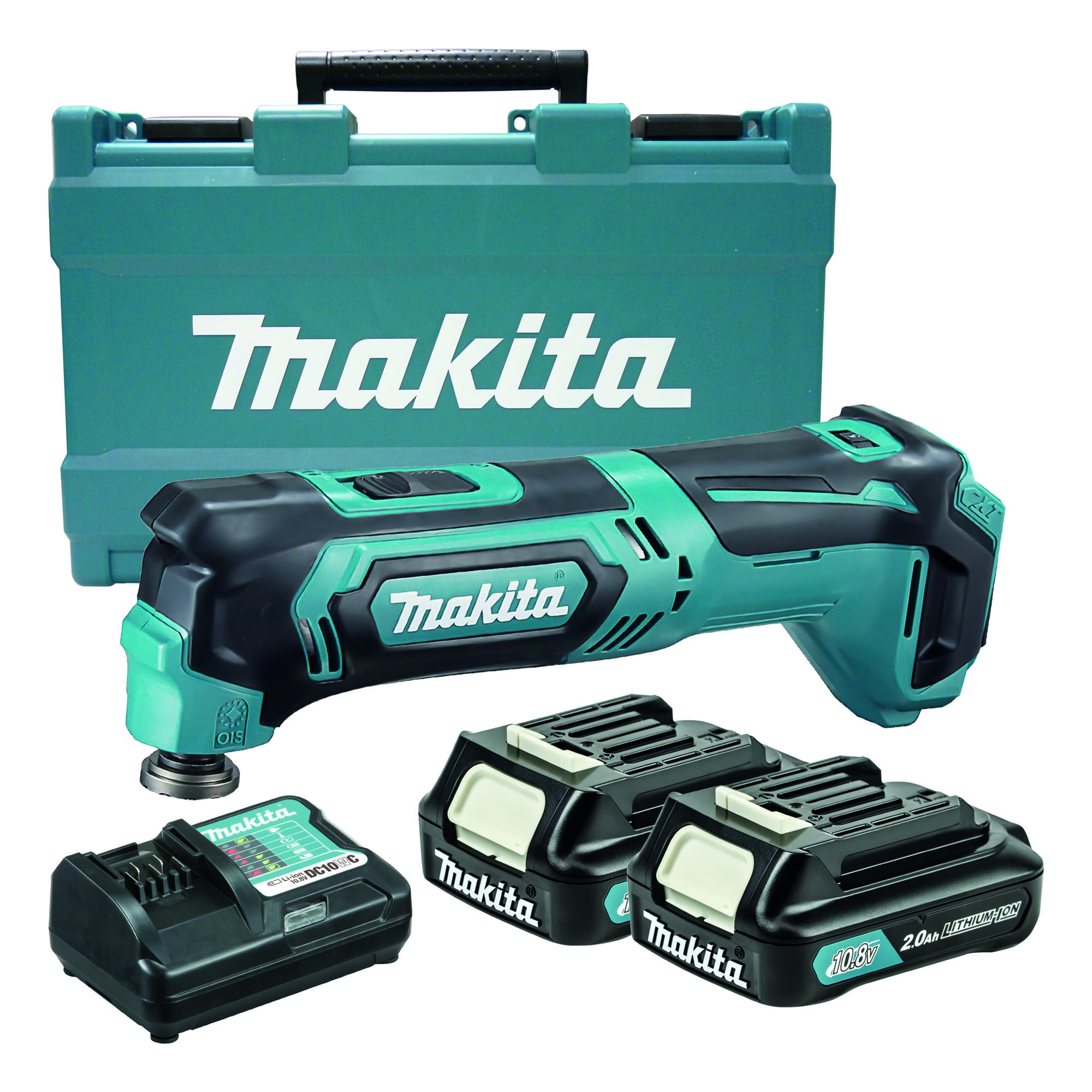 makita tm30dwae makita li ion cordless multi tool kit. Black Bedroom Furniture Sets. Home Design Ideas