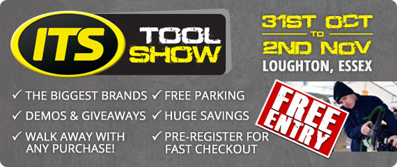 ITS Tool Show Banner