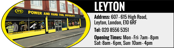 Leyton Trade Counter