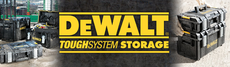 Dewalt Toughsystem Stackable Storage