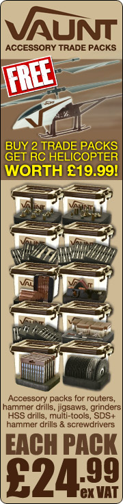Vaunt Trade Packs