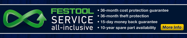 Festool Service All Inclusive