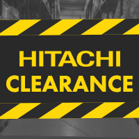 Clearance - Hitachi