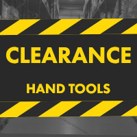 Clearance Hand Tools