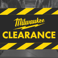 Clearance - Milwaukee