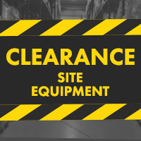 Clearance Site Equipment