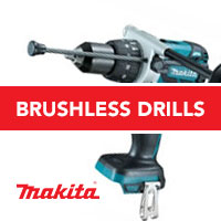 Makita Brushless Drills